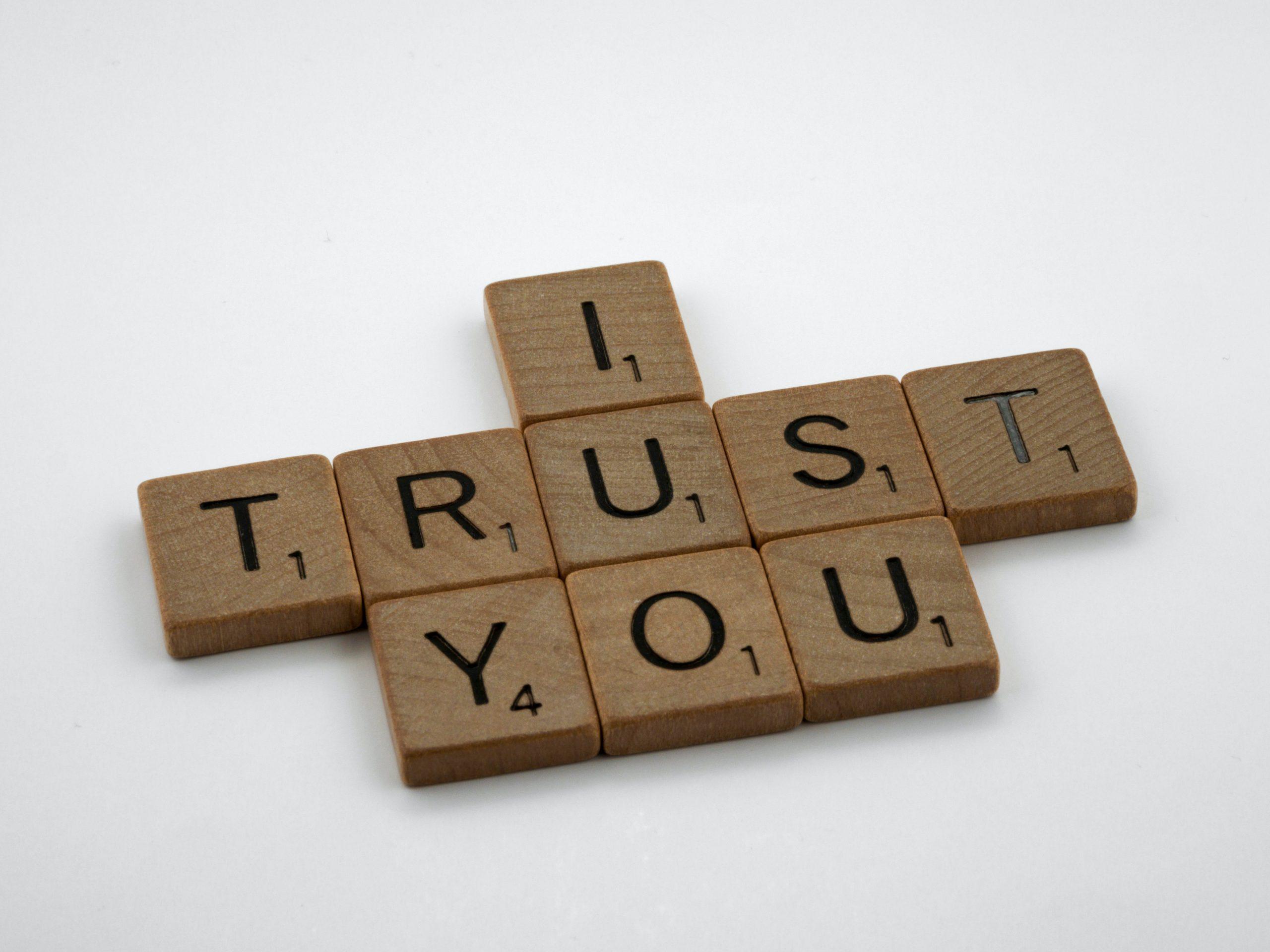Изградете доверие сред клиентите си