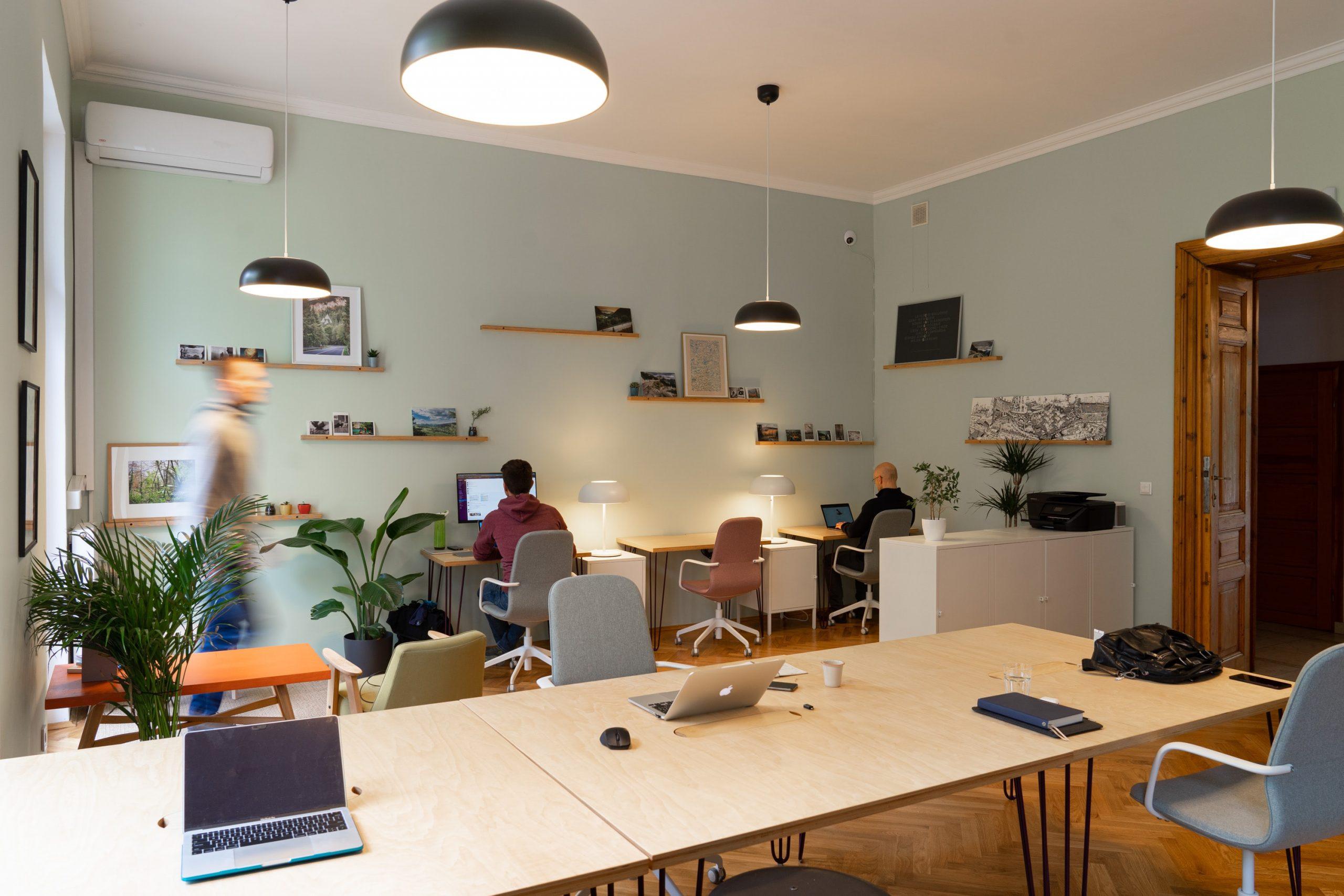 Първото взаимодействие на клиента в пространството на бизнеса